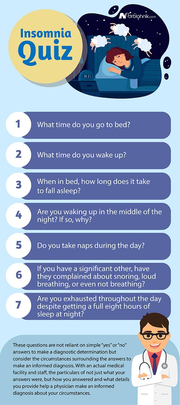 Insomnia Quiz