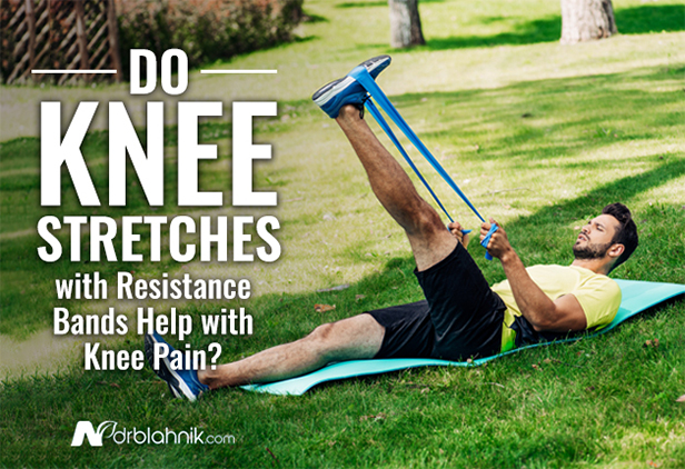 Knee Stretches Help