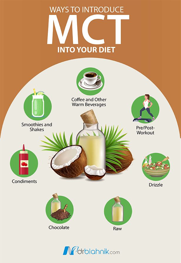 MCT Into Diet