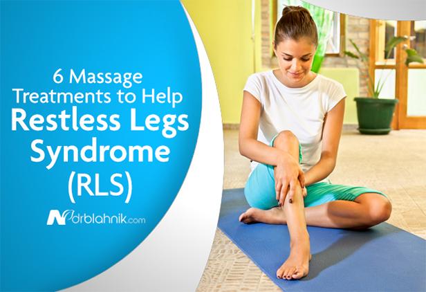 Massages Help RLS