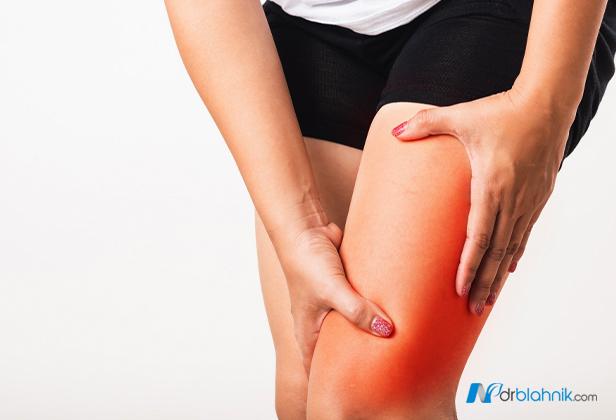 Sore Leg Muscle