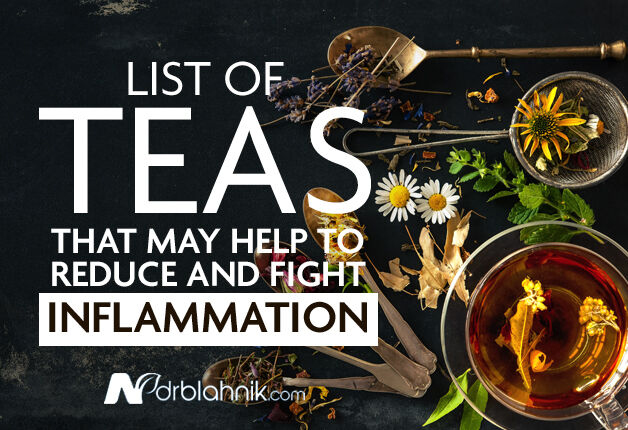Tea and Inflammation