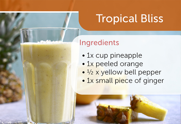 Tropical Bliss Juice