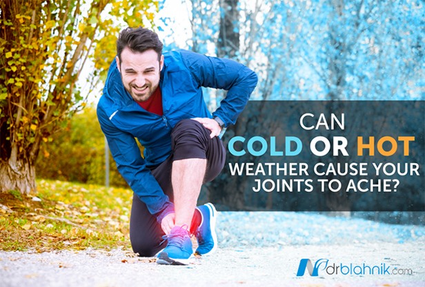 Weather Affects Joints