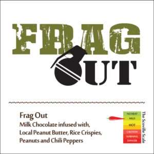 Frag Out Chocolate Bar