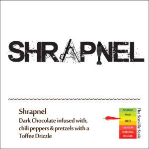 Shrapnel Chocolate Bar