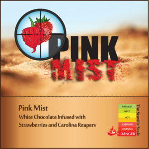 Pink Mist Chocolate Bar