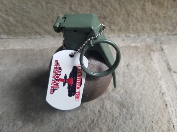 Dogtag Keychains