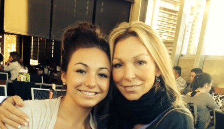 Never Give Up, Holly and Nicole, Gift of Recovery, Addiction, Westminster House, Treatment for Women, Mother's Day