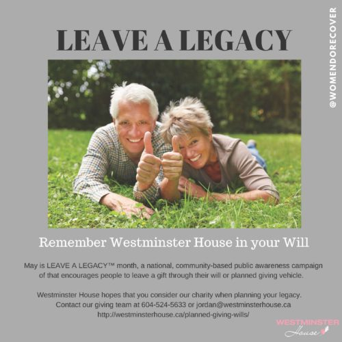 legacy,bequest, wills, planned giving, giving, donation, addiction treatment, rehab, recovery
