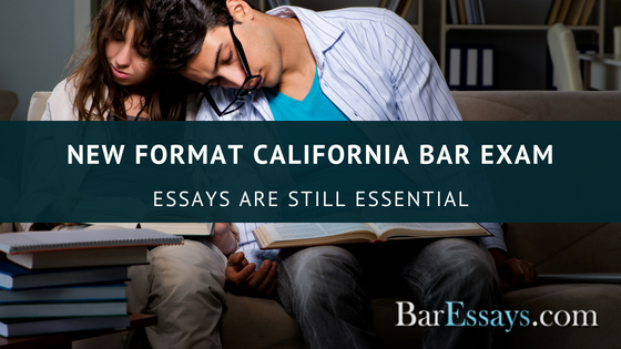New California Bar Exam Format