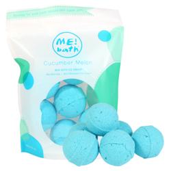 Cucumber Water Melon Mini Bath Bombs & Bath Products by ME! Bath