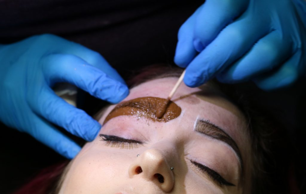 Los Angeles Cruelty-Free Beauty Blogger, Emily Wolf Beauty shares her experience with having her eyebrows microbladed. What is microblading? Check this post out to find out.
