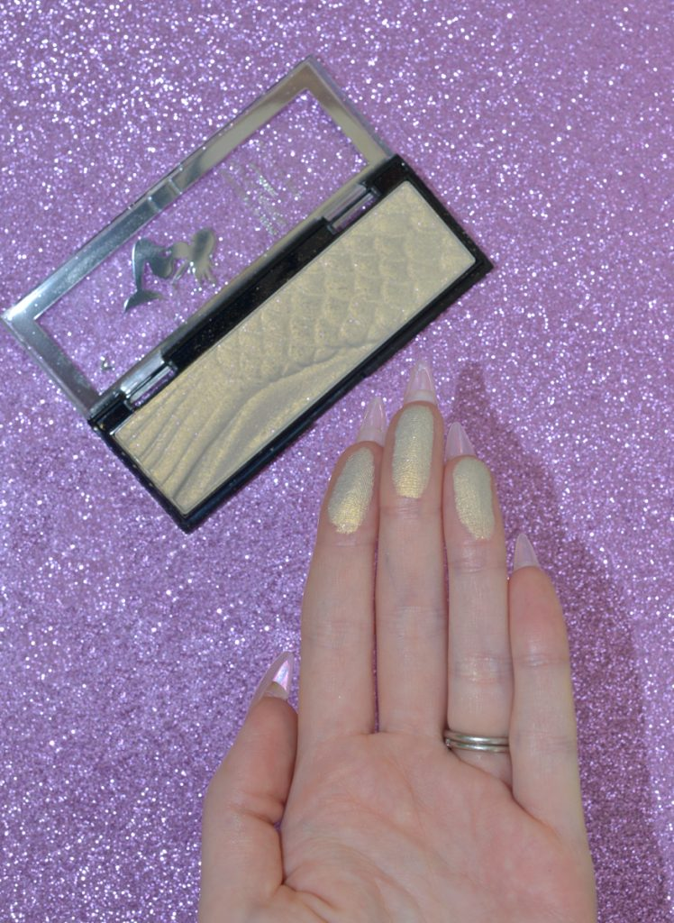 Los Angeles Cruelty-Free Beauty Blogger, Emily Wolf Beauty shares a review with swatches of the brand new Wet N Wild Midnight Mermaid Collection.