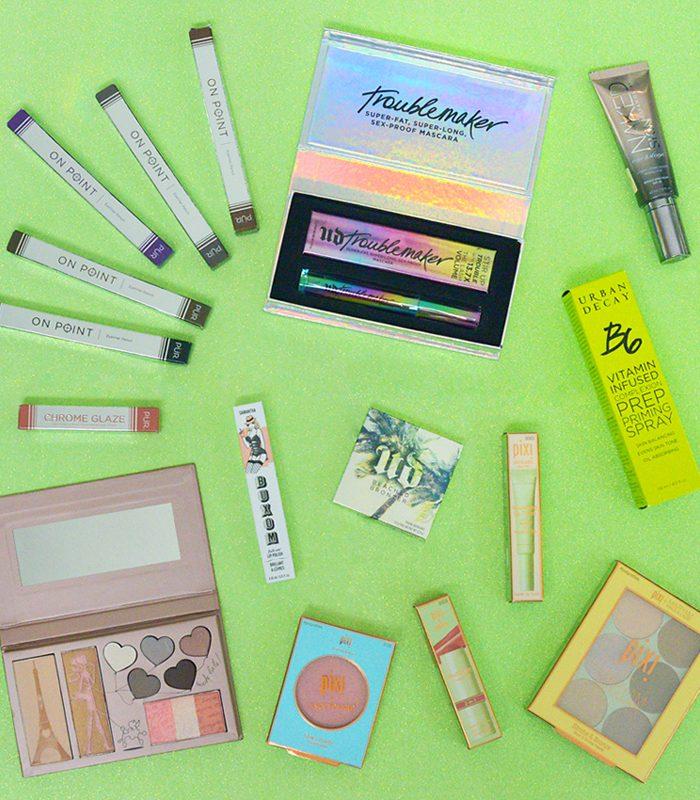 $375 Makeup Giveaway – Urban Decay, PUR, Buxom, Pixi