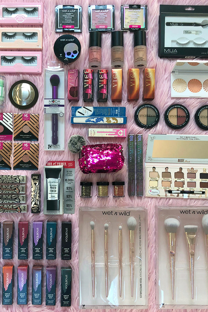 Massive Cruelty Free Makeup Giveaway Worth $1100!