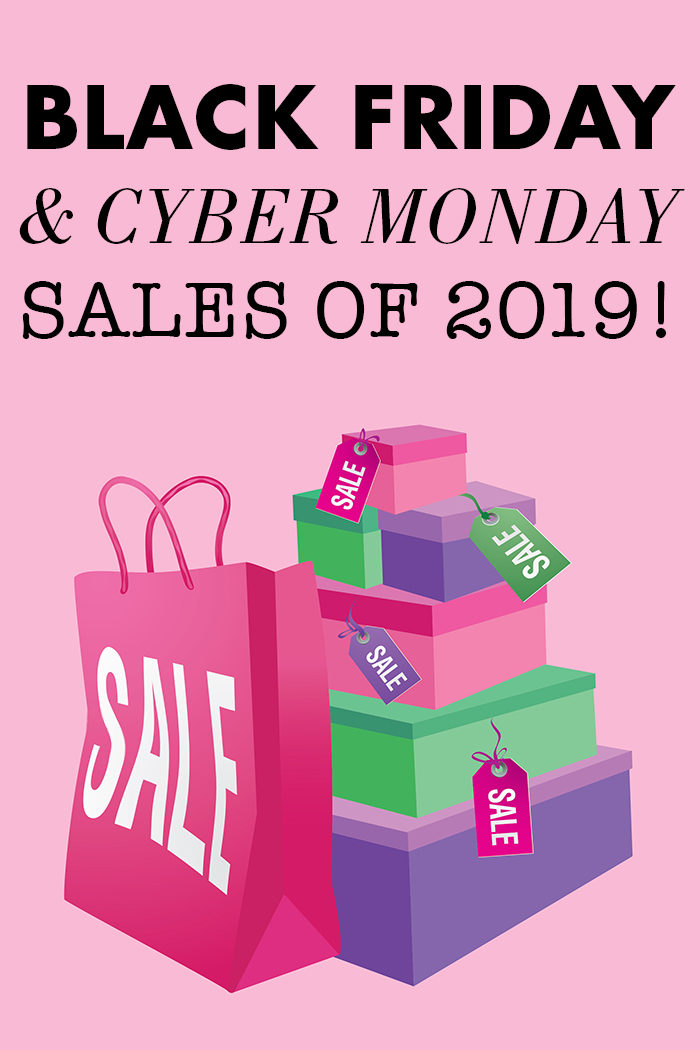 Black Friday / Cyber Monday Beauty & Fashion Deals 2019