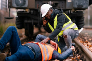 Injured worker