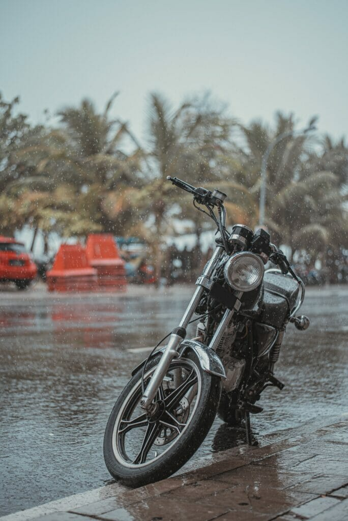 Bad Weather and Motorcycle Accidents