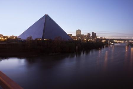 Memphis TN Skyline