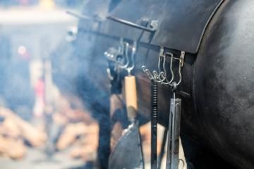 BBQ Smoker Tools