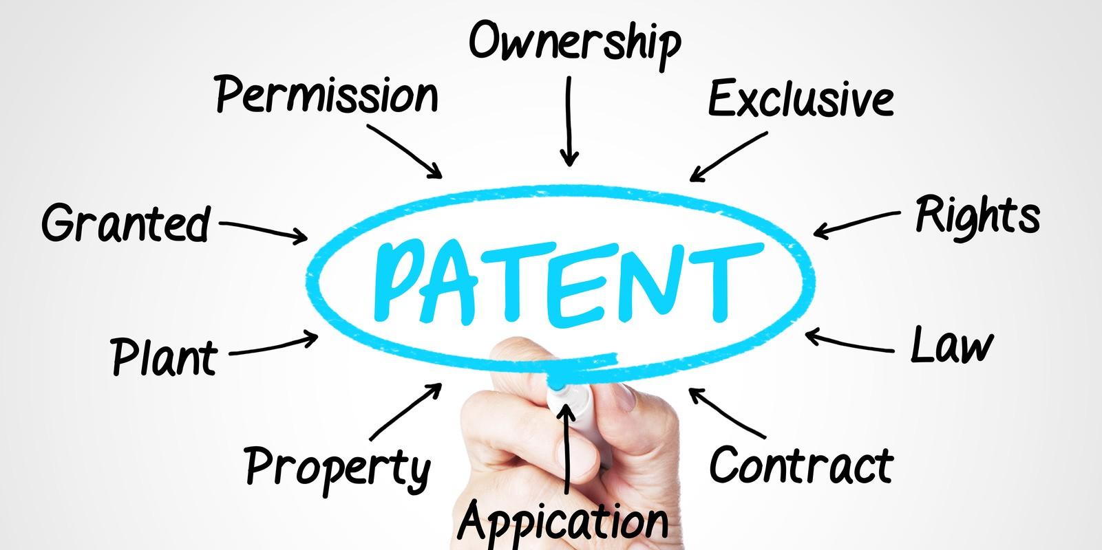 patent Guarantees ownership