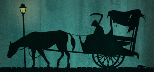 phantom carriage film review