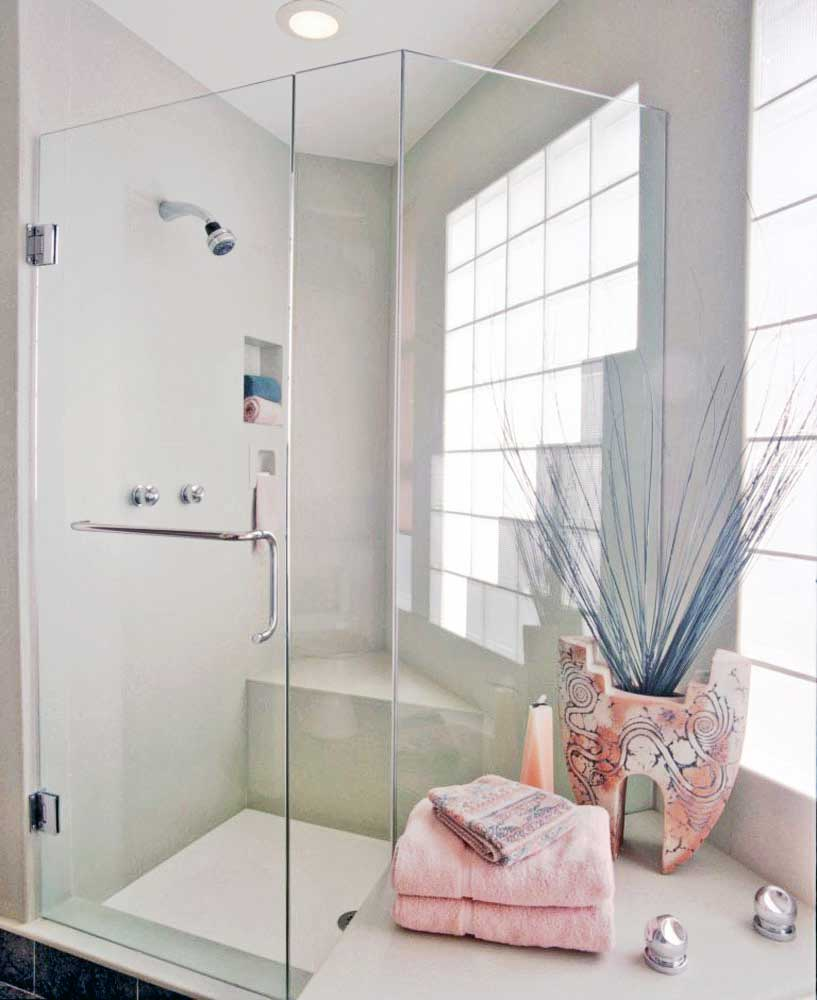 santee shower doors