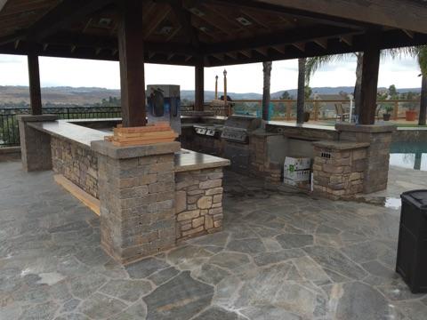 Outdoor BBQ FullView3