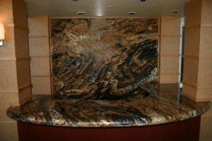 Commercial Bldg-Reception Area-Granite-LOW