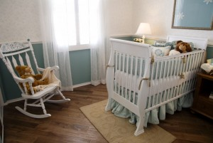 Quartz for Baby's Room