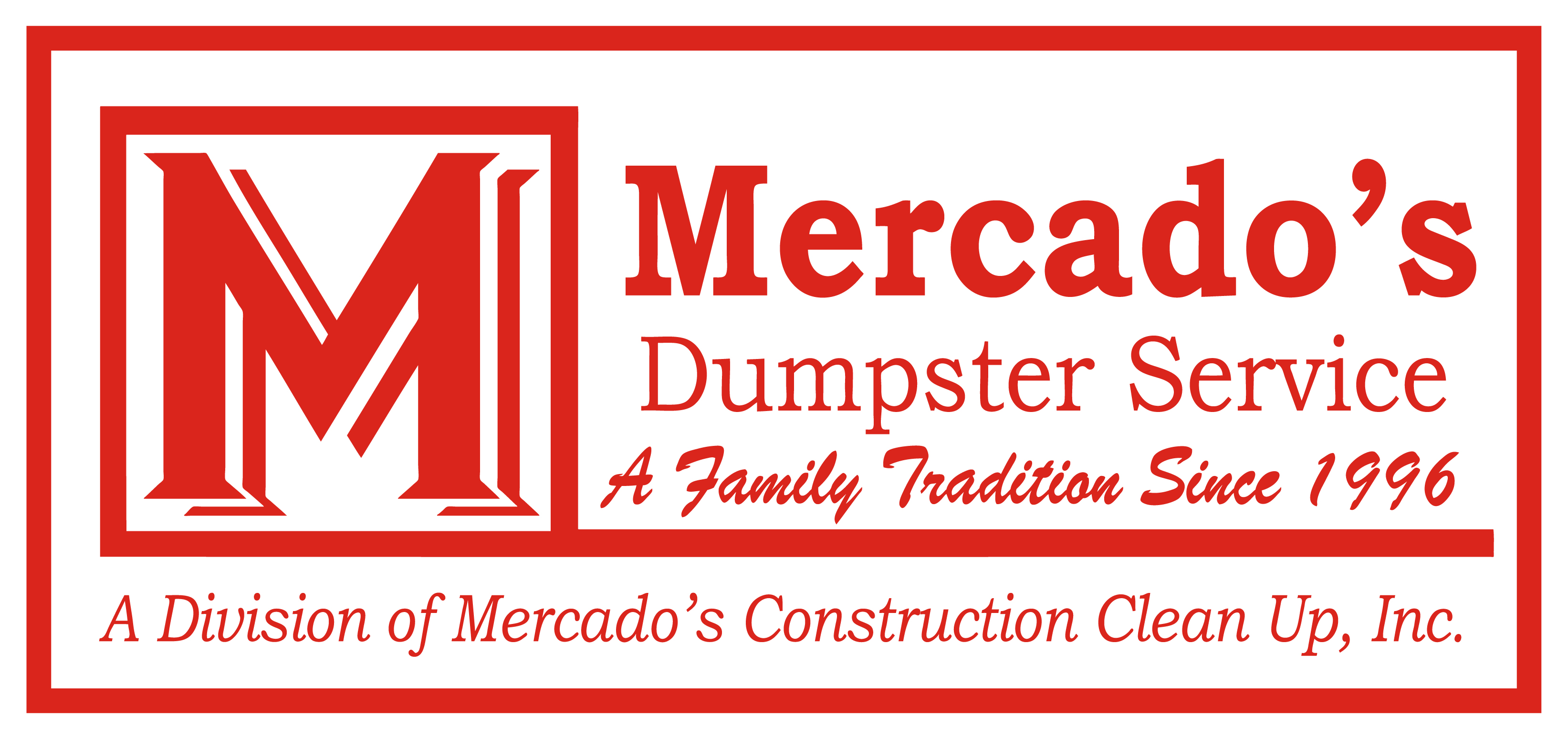 Mercado Construction Cleanup
