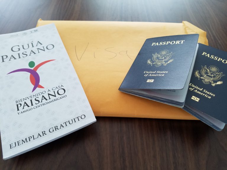 Our Visa Process to Live in Mexico