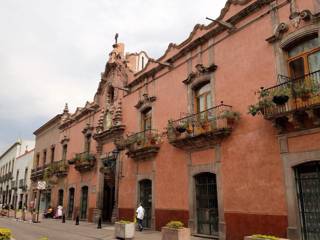 Casa de la Marquesa Boutique Hotel, Queretaro, Mexico