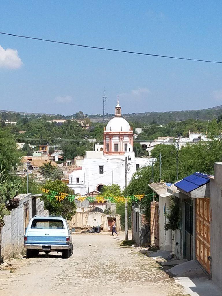 Mineral de Pozos, Mexico