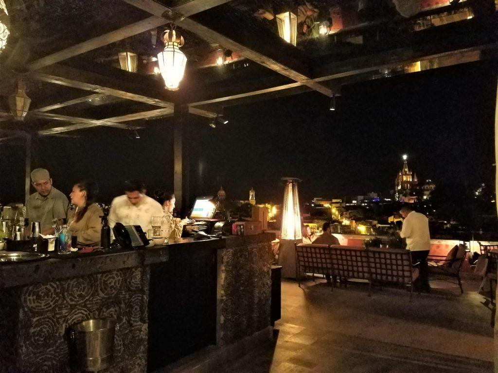 Luna Tapas Bar, San Miguel de Allende, Mexico