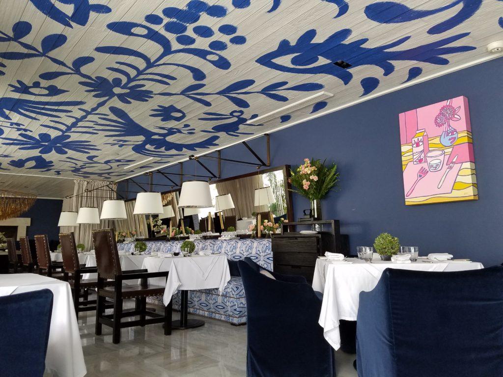 Moxi Restaurant in Hotel Matilde, San Miguel de Allende