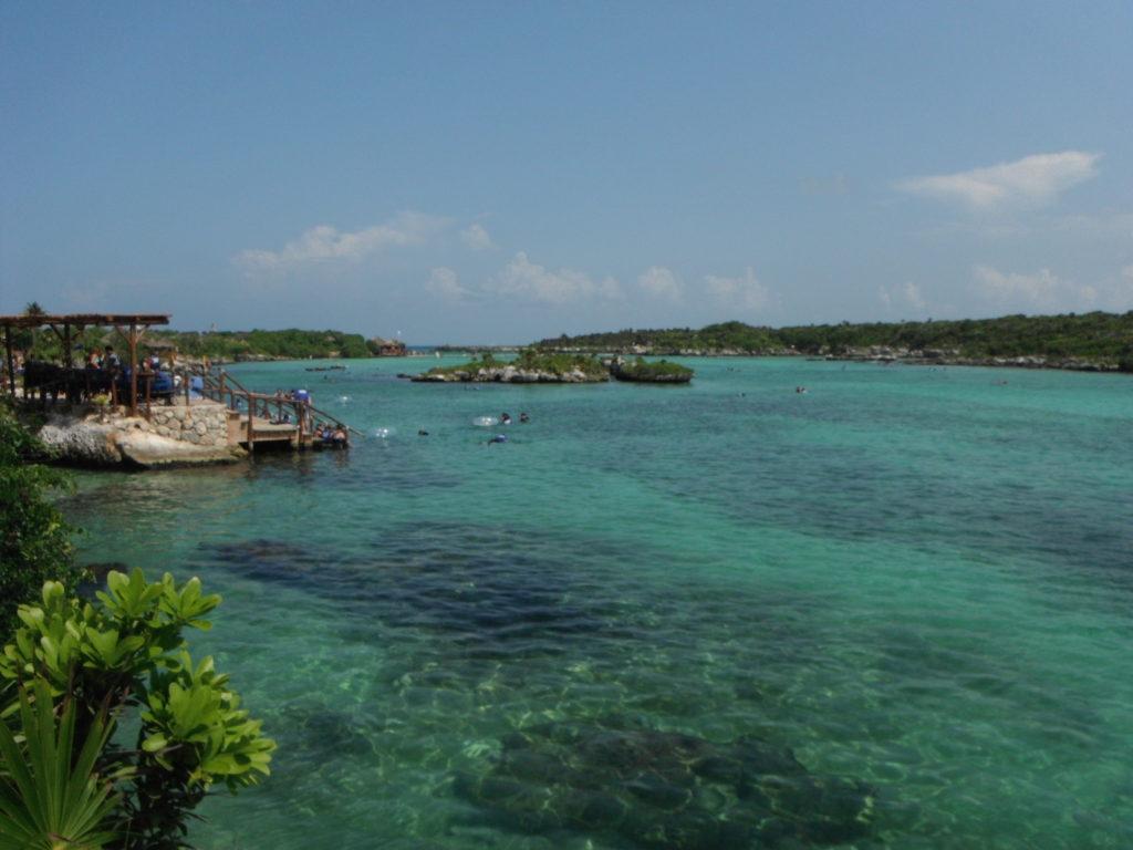 Xel-Ha Lagoon, Riviera Maya, Mexico