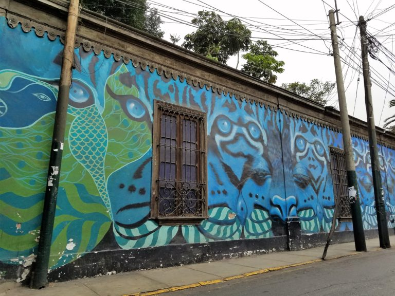 Exploring the Bohemian Barranco District of Lima