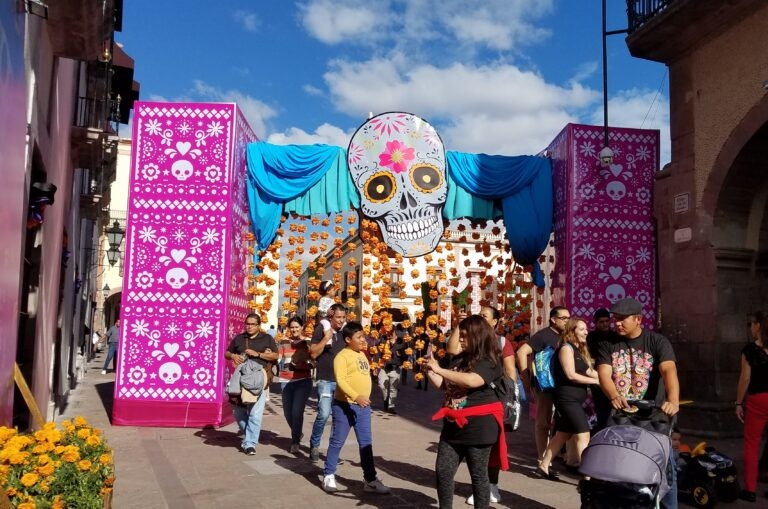 Celebrate Life During the Day of the Dead
