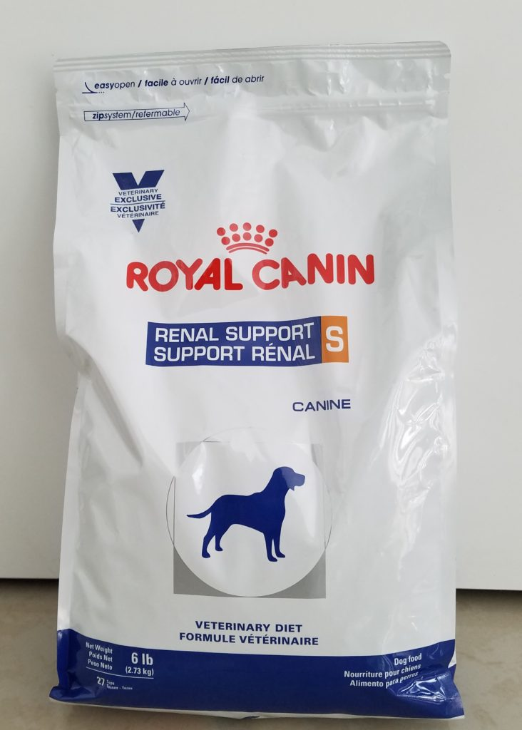 Royal Canin Renal Support Dog Food