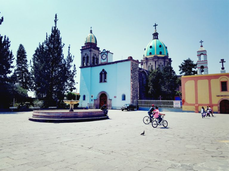 Santa Rosa Jauregui- A Real Working Mexican Town Without the Tourist Traps