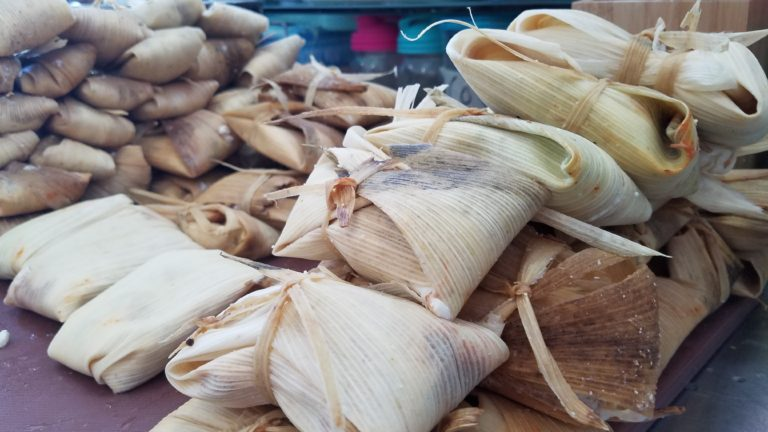 How to Make Tamales for Tamale Day