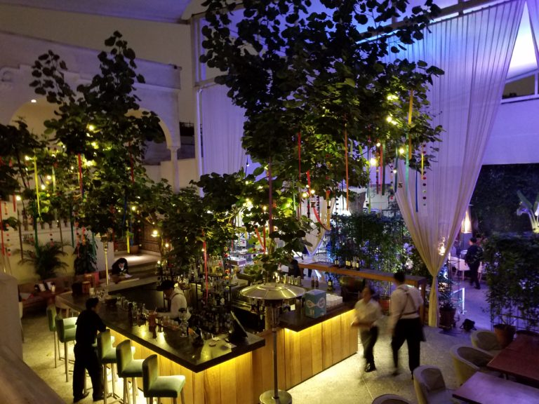World-Class Restaurants And More In The Upscale District of San Isidro, Lima