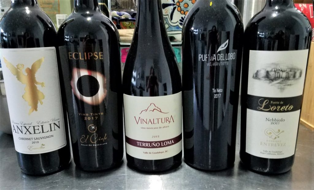 Mexican wine brands to know