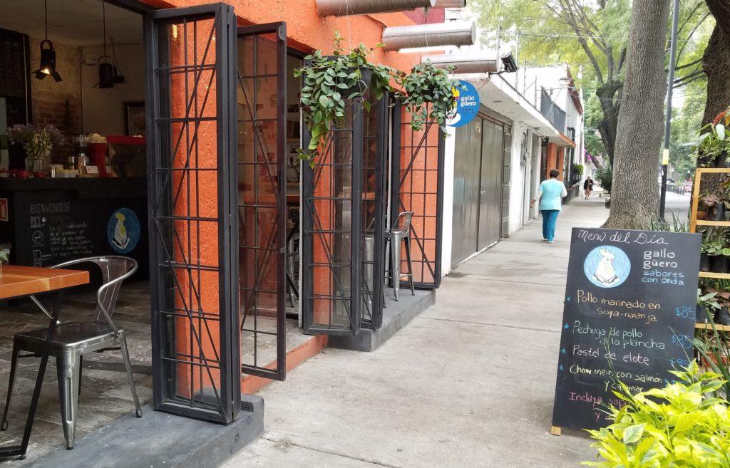 Local neighborhood cafe