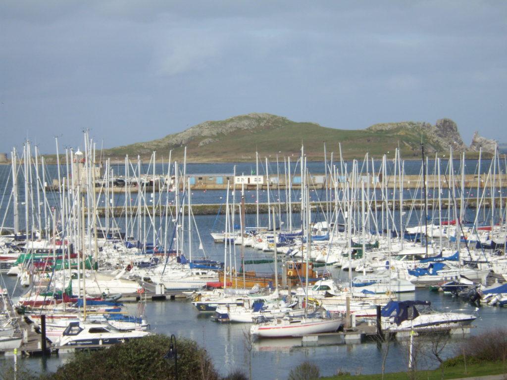 Howth marina, Howth, Ireland