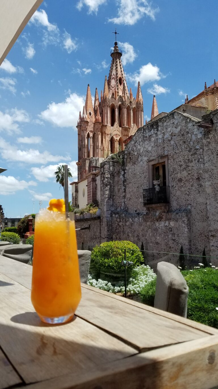 Dine al Fresco at These San Miguel Restaurants