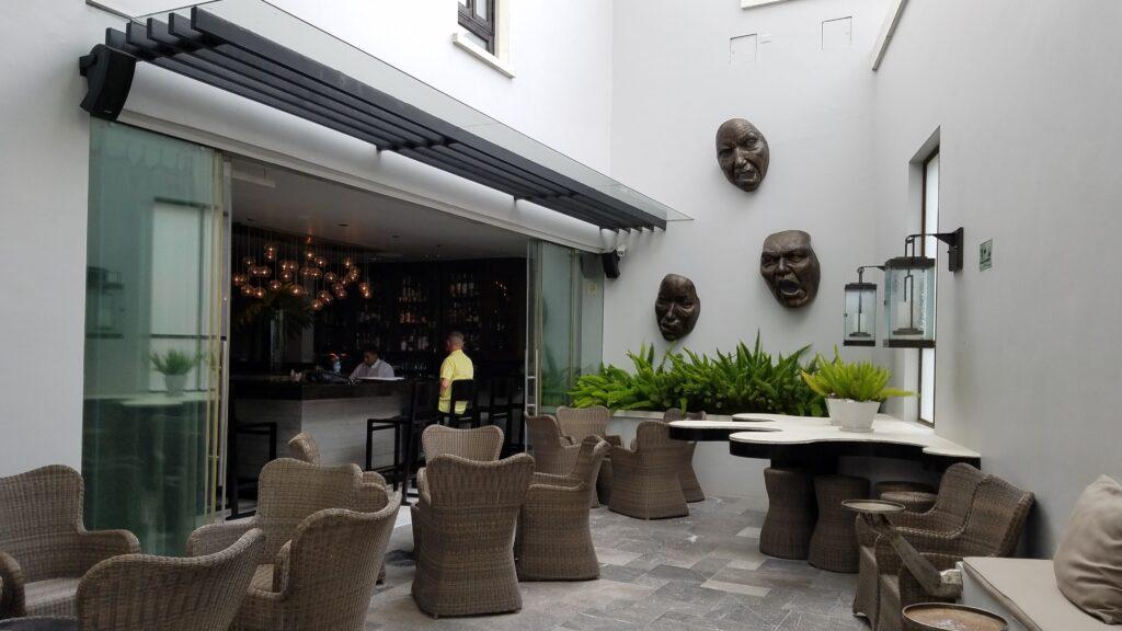 M Bar in Hotel Matilde, San Miguel de Allende