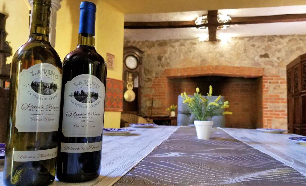 Queretaro Wineries: Hacienda Atongo